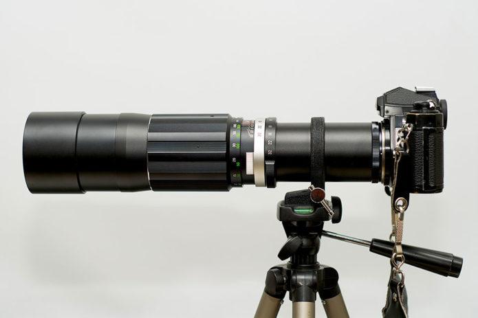 Soligor 400mm f/6.3 T2 Classic Lens Review