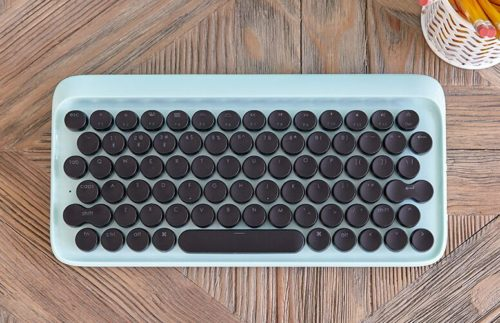Lofree DOT Keyboard Review