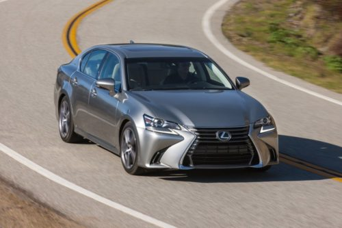 2017 Lexus GS 200t review