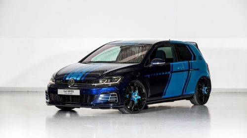 2017 Volkswagen Golf GTI First Decade Review