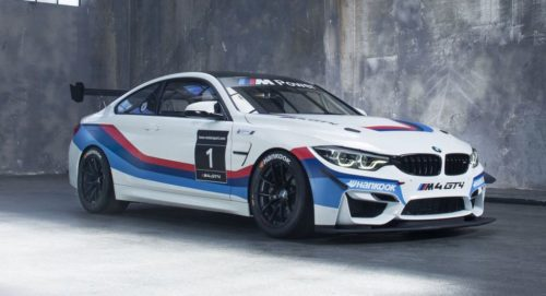 2017 BMW M4 GT4 Review