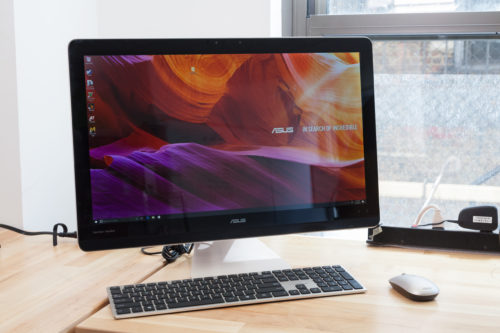 Asus Zen AiO Pro Z240IE Review: Style and Substance
