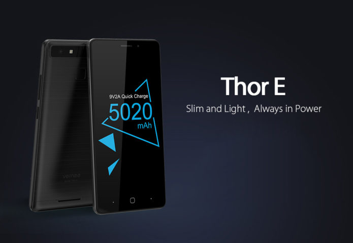 Vernee Thor E First Impressions Review – Premium Budget Phone