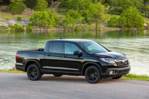 5 Things You Need To Know About The 2017 Honda Ridgeline Black Edition