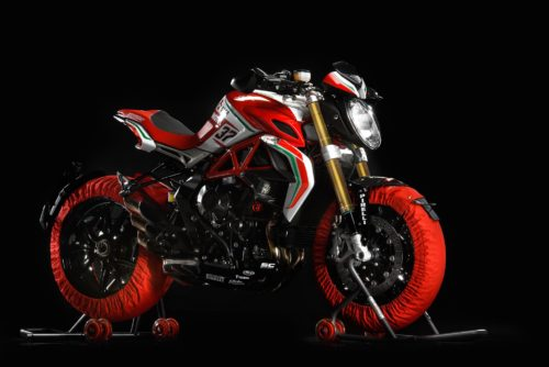 2017 MV Agusta Dragster 800 RC Review
