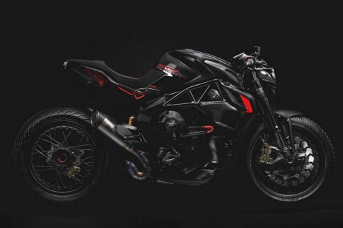 2017 MV Agusta RVS#1 Review