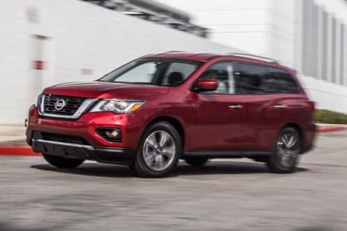 Has the Legendary Nissan Pathfinder Lost Its Way?