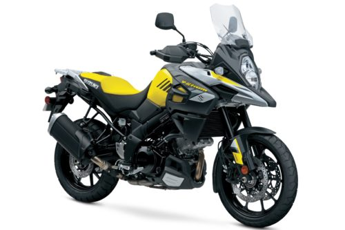 First Look: 2018 Suzuki V-Strom 1000 And 1000XT