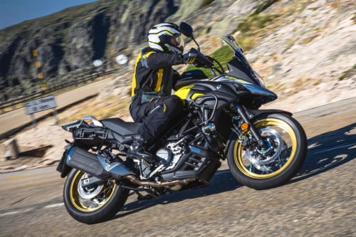First Look: 2017 Suzuki V-Strom 650 And 650XT