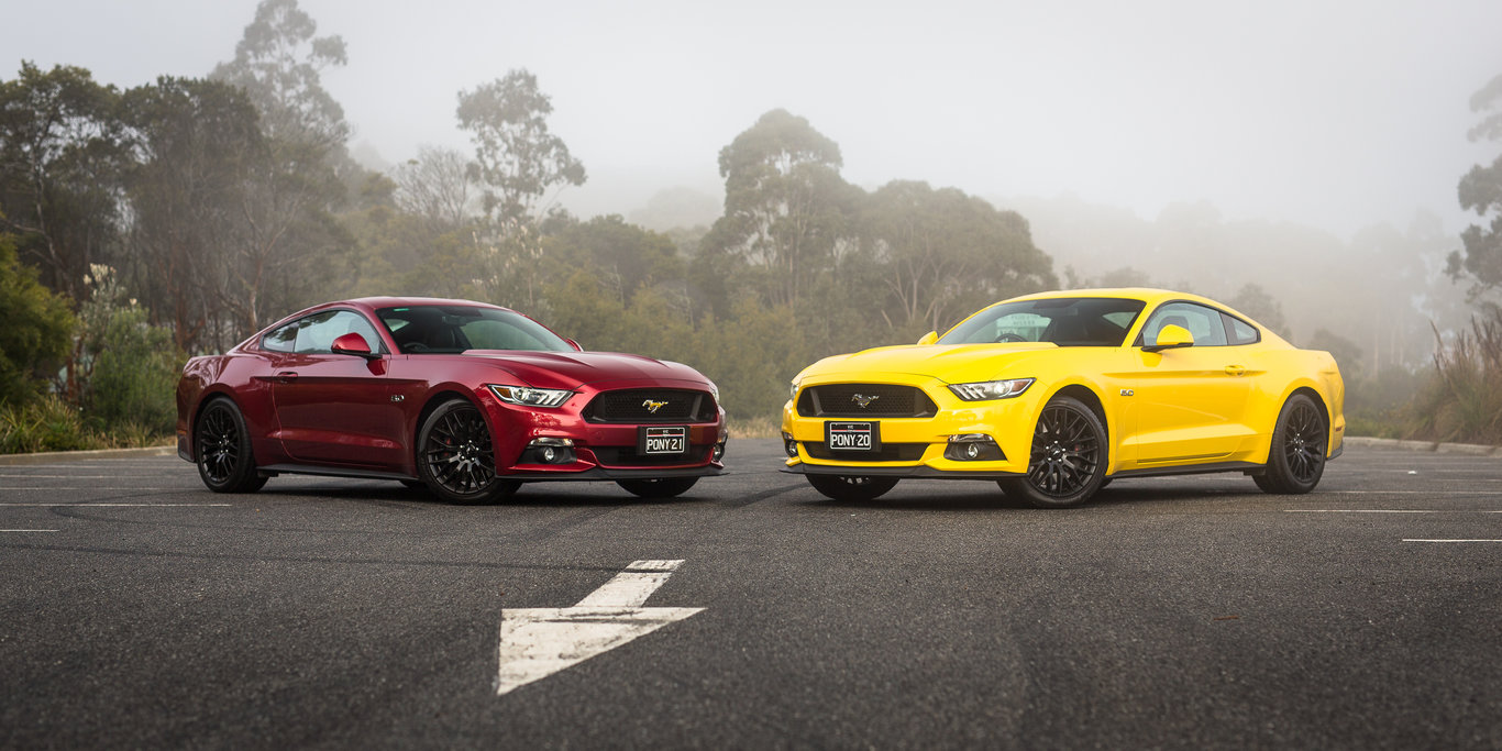 Ford mustang gt fastback v ford mustang gt performance parts comparison gearopen