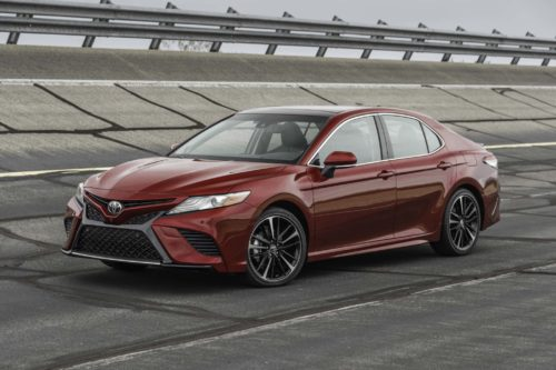 2018 Toyota Camry First Drive: Potent family sedan shrugs off SUV onslaught