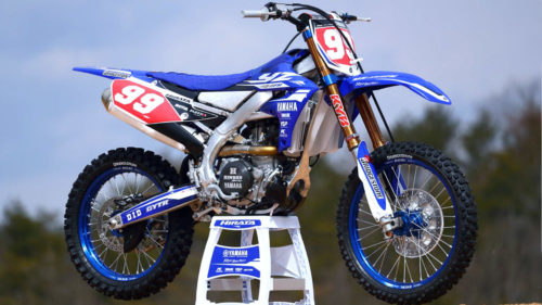 2018 Yamaha YZ450F Preview