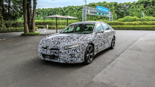 2018 Honda Accord Prototype First Drive: All-new 2.0 Turbo packs a surprise