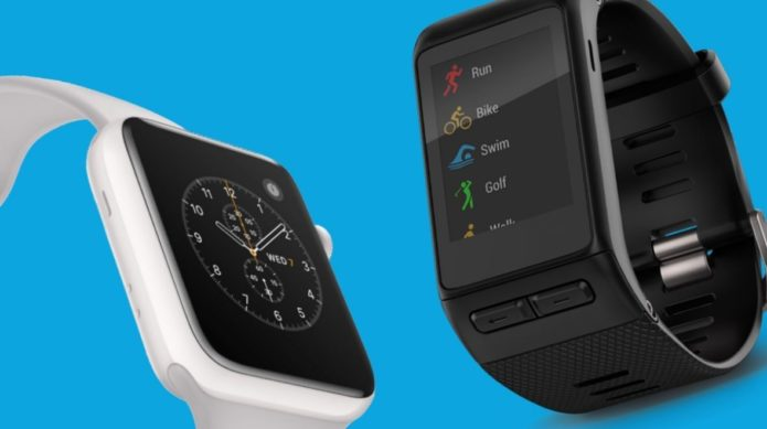 Apple Watch Series 2 v Garmin Vivoactive HR: Which is best for you?