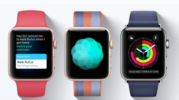 Smart watch faces and better workouts: What's new in watchOS 4