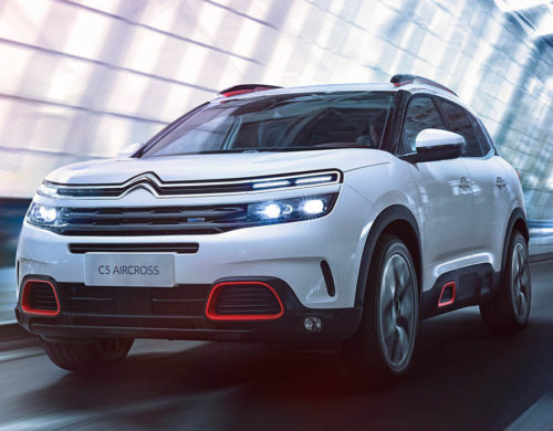 2017 Citroen C5 Aircross Review