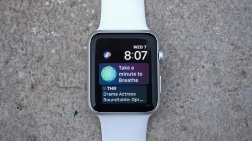 Apple watchOS 4 First hands-on look : Getting our fingers on Apple's new Watch OS