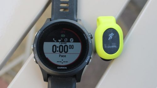 Running data from the waist: Living with Garmin's Running Dynamics Pod
