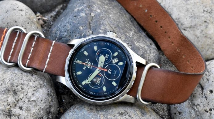 Fossil Q x Cory Richards review One of the best looking Android Wear watches gets more value