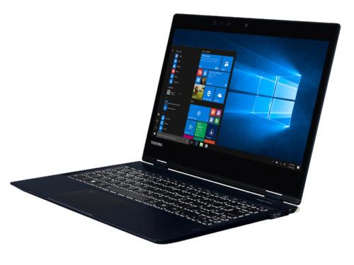 Toshiba Portege X20W-D review