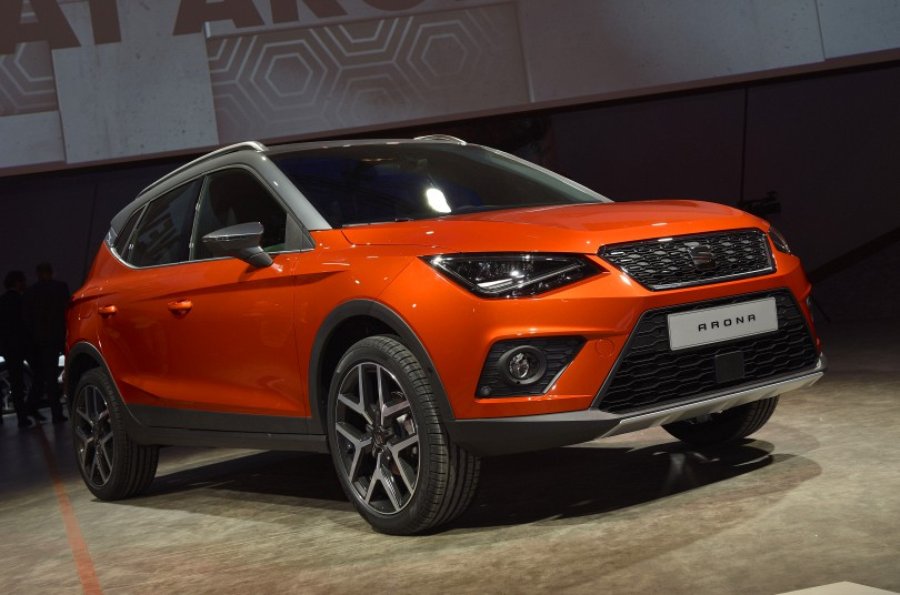 2018 seat arona revealed prices specs and release date gearopen. Black Bedroom Furniture Sets. Home Design Ideas