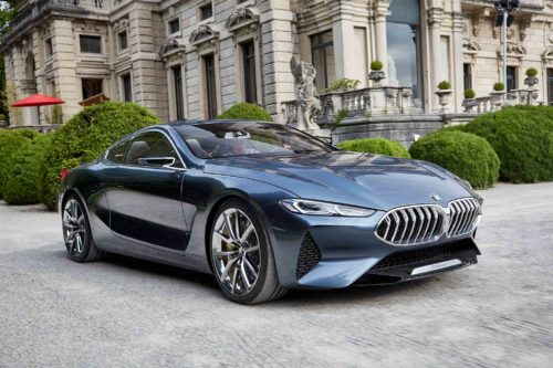 BMW Concept 8 Series exclusive first drive: Borrowing a priceless prototype