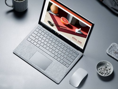 Surface Laptop 3: leak shows first glimpse of Microsoft's latest