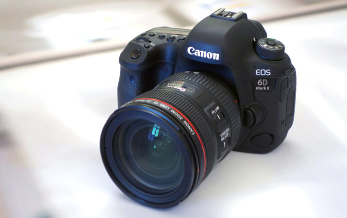 The same but different: Canon EOS 6D Mark II shooting experience