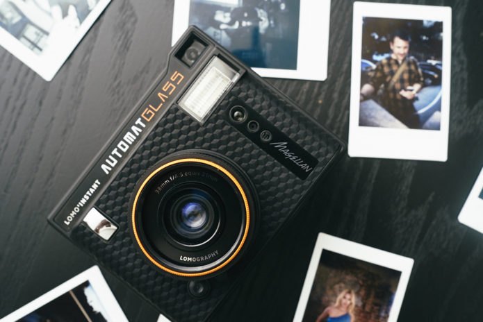 Lomo'Instant Automat Glass Review