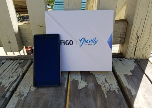 FiGO Gravity X55L review