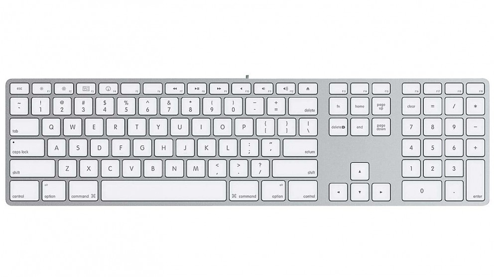 apple magic keyboard with numeric keypad review gearopen