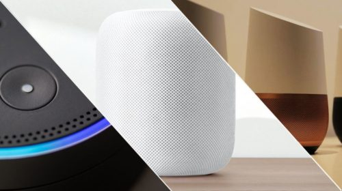Amazon Echo vs Apple HomePod vs Google Home: the battle of the smart speakers