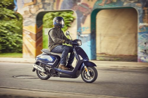 2018 Kymco Like 150i ABS Review
