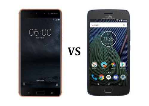 Nokia 6 VS Moto G5 Plus: The battle of pure Android experience