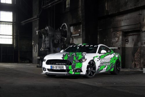 2017 Ford Mustang SF600R By Schropp Tuning Review