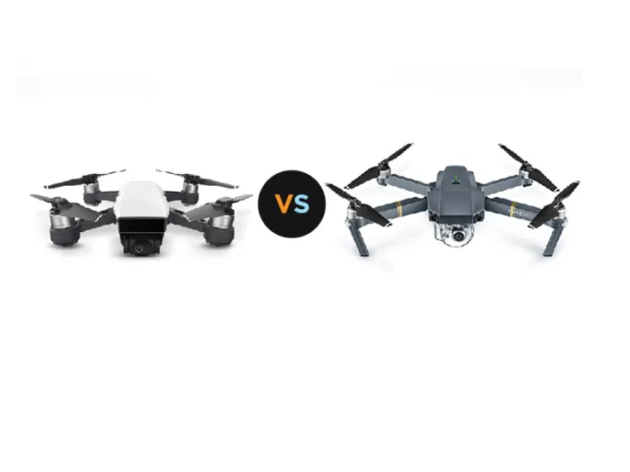 DJI Spark vs DJI Mavic Pro: Which is the Drone to Own?