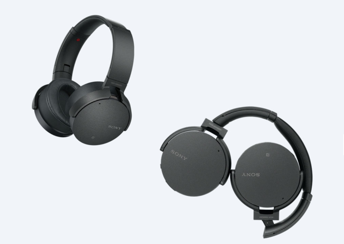 Sony MDR-XB950N1 Wireless Headphones Quick Hands-on Review