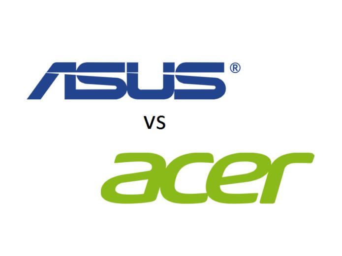 ASUS ROG Strix GL553VE vs Acer Aspire VX 15 (VX5-591G) – gaming on a budget