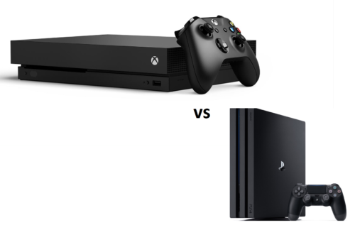 Xbox One X vs PS4 Pro: What's the difference between the 4K consoles?