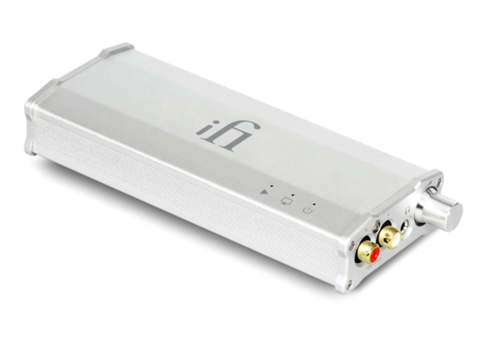 IFI AUDIO MICRO IDAC2 Review: Smooth and easy.