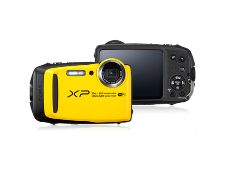 Fujifilm FinePix XP120 Review