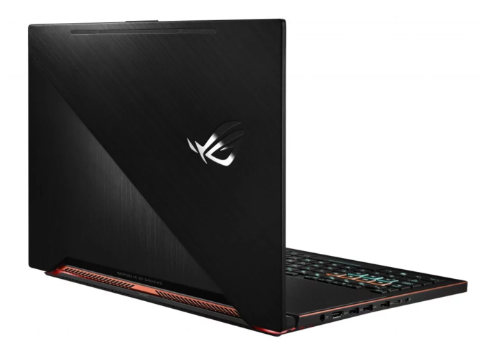 ASUS ROG Zephyrus GX501: First Benchmarks