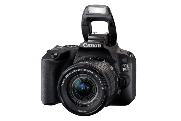 Canon EOS 200D hands-on