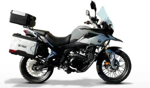 2017 CSC Motorcycles RX3 Review