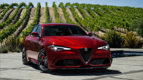 2017 Alfa Romeo Giulia Quadrifoglio Review: Nothing exceeds like excess