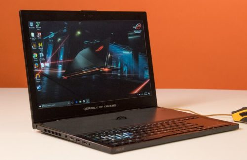 Asus ROG Zephyrus Review
