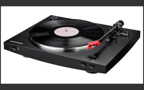 Audio Technica AT-LP3 review