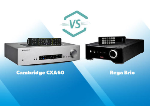 Cambridge CXA60 vs Rega Brio – which is better?