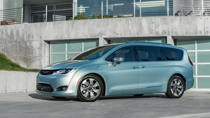 Chrysler Pacifica Hybrid Review GearOpen - 2017 pacifica invoice