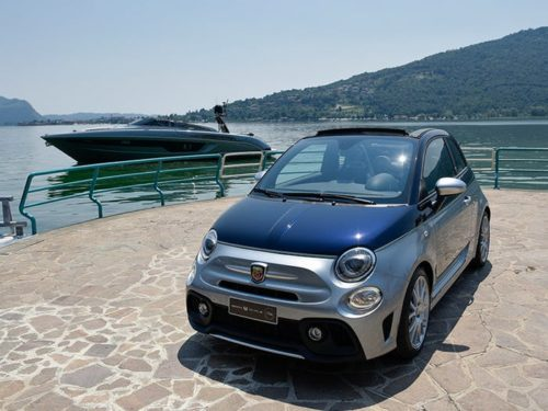 2017 Abarth 695 Rivale Review